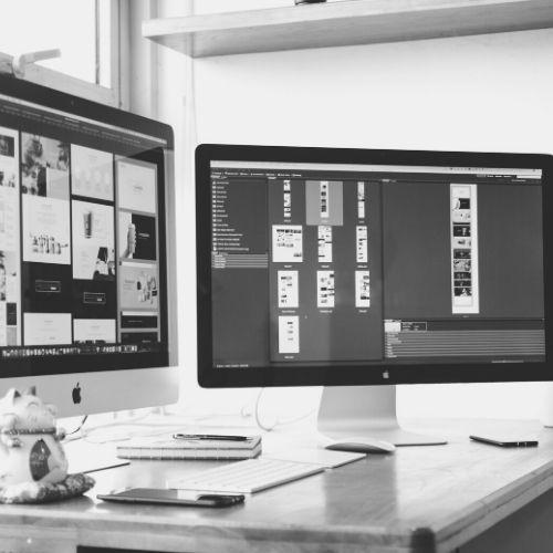 web designin suunnittelua
