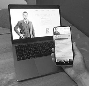 vaalikampanjan nettisivut